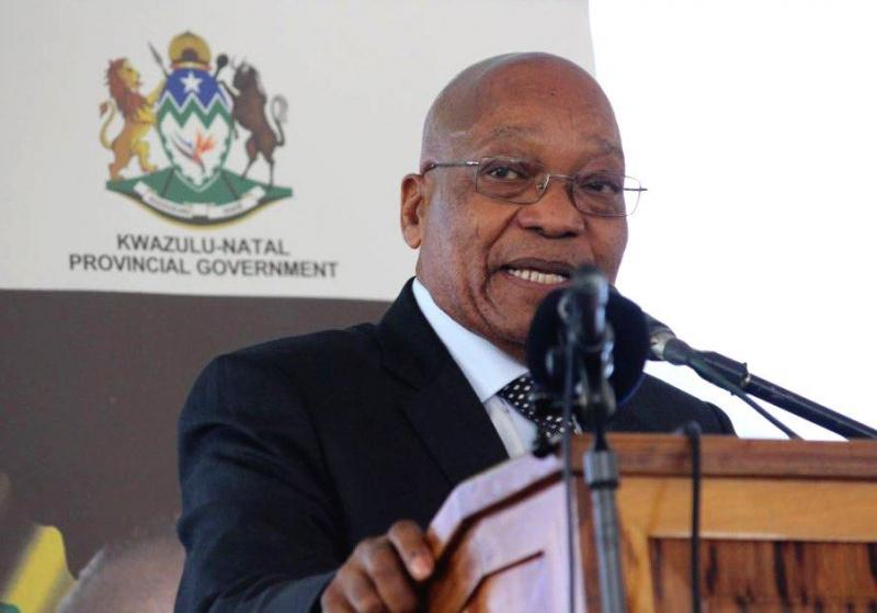 Zuid-Afrikaans parlement stemt over Zuma