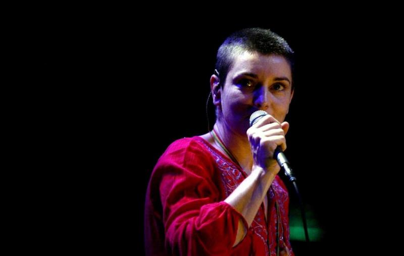 Zorgen om suïcidale Sinéad O'Connor