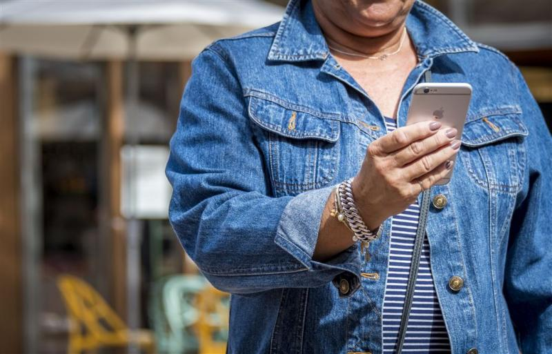 Mobiel dataverbruik blijft stijgen