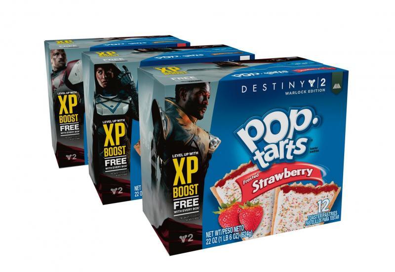Pop-Tarts Destiny 2