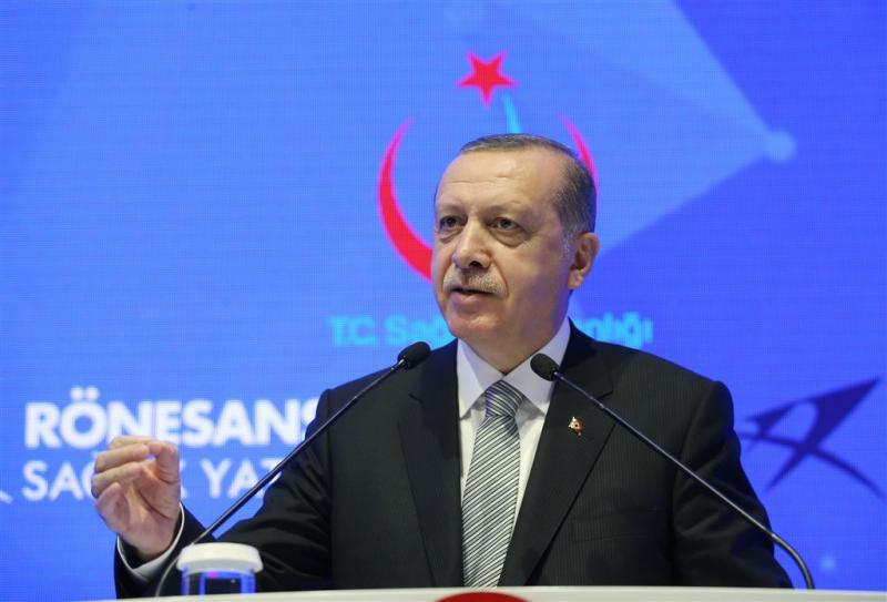 Erdogan wil met Turkije Duitsland inhalen