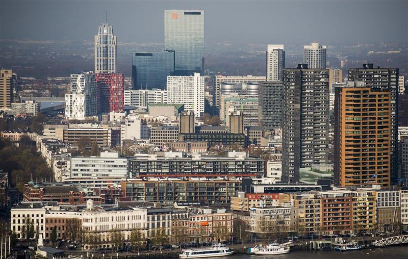 Hoogste gebouw van Nederland mag er komen