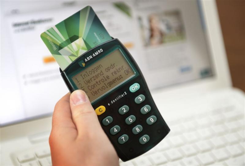 Storing internetbankieren bij ABN AMRO