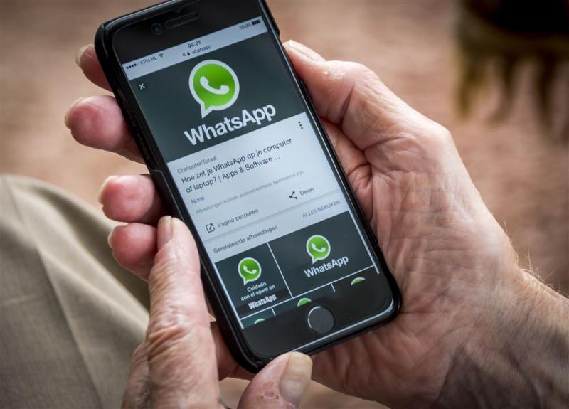 'WhatsApp werkt aan betaalsysteem'