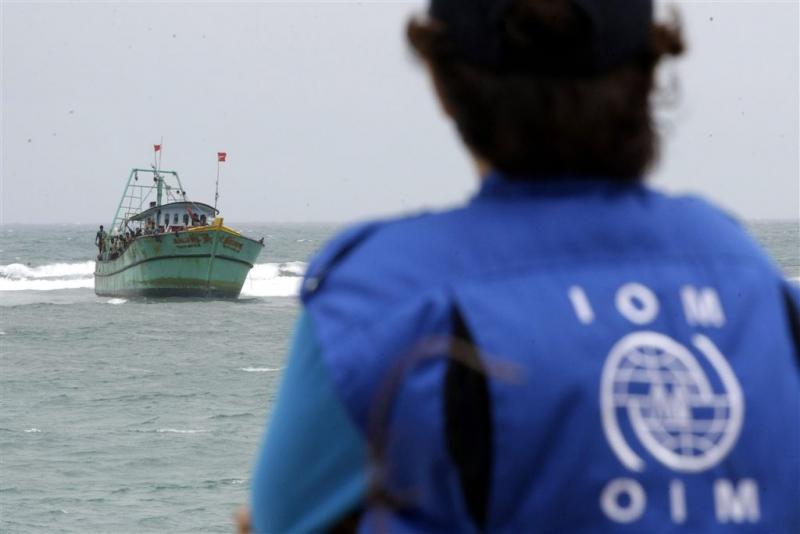 'Migranten verdrinkingsdood ingejaagd'