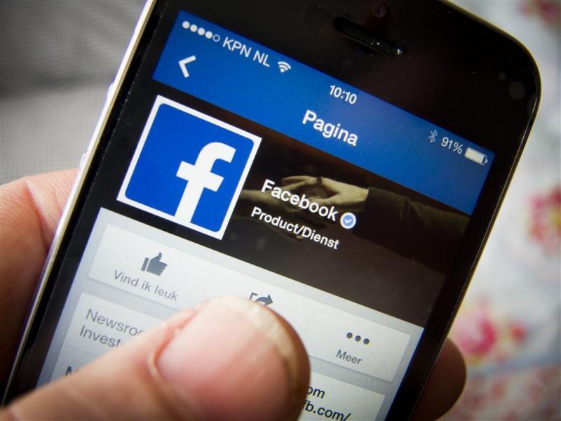 Facebook houdt app-opruiming
