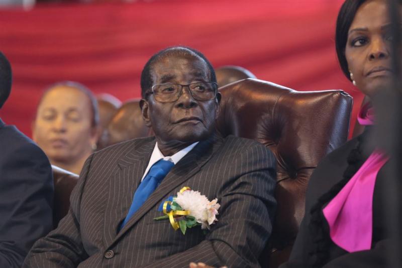 Ophef in Zimbabwe om dure 'Mugabe University'