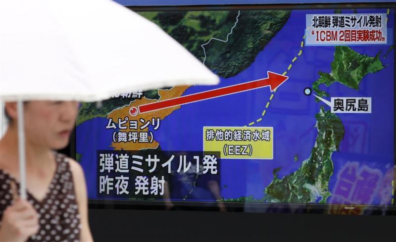 Japan oefent met Amerikaanse bommenwerpers