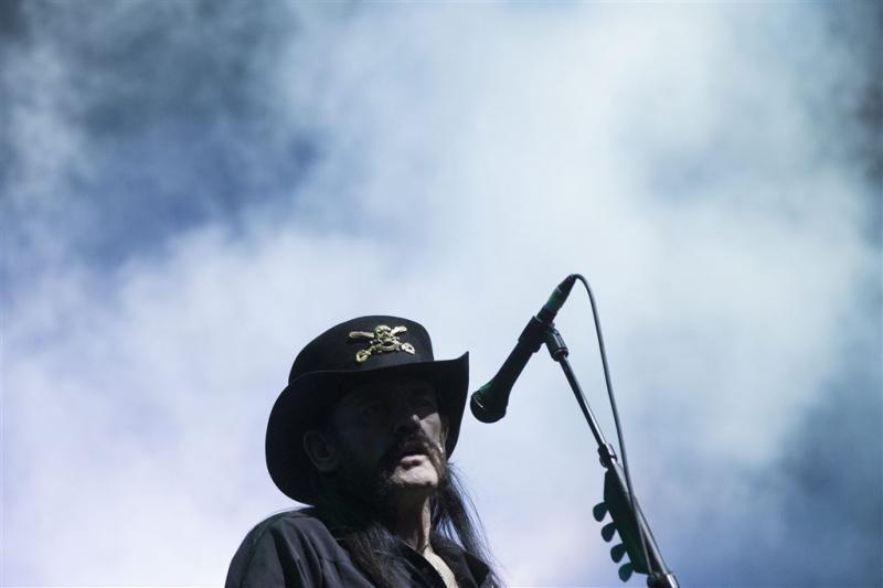 Crocodile rock: fossiel eerbetoon Motörhead