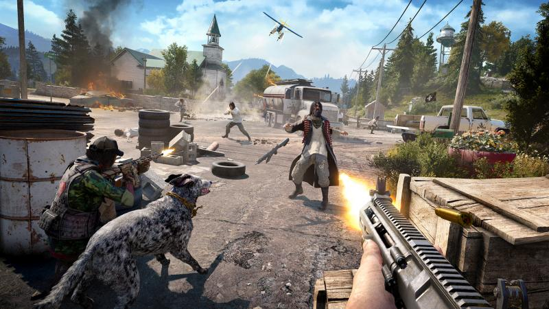 Far Cry 5 - Fight (Foto: Ubisoft)