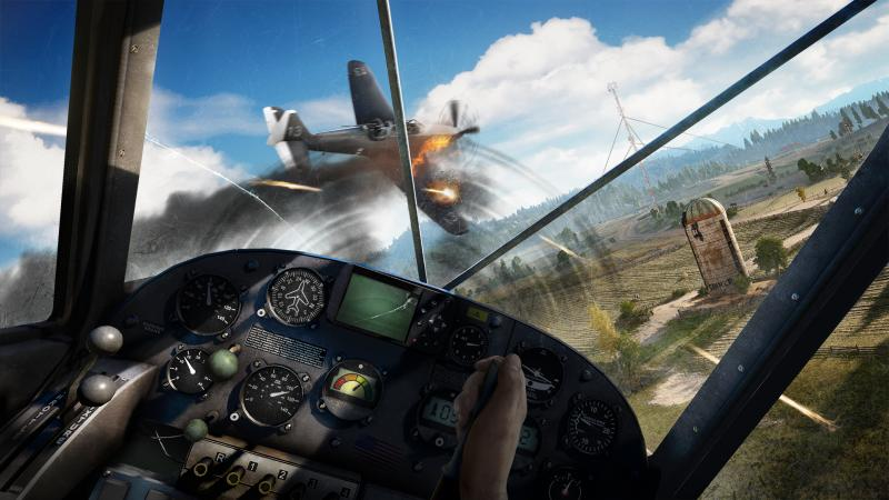 Far Cry 5 - Dogfight (Foto: Ubisoft)