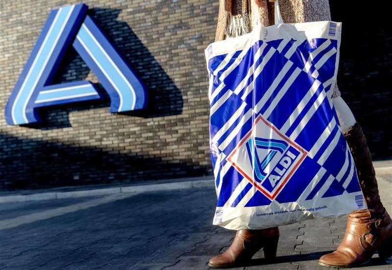 Aldi stopt verkoop van eenmalige tassen