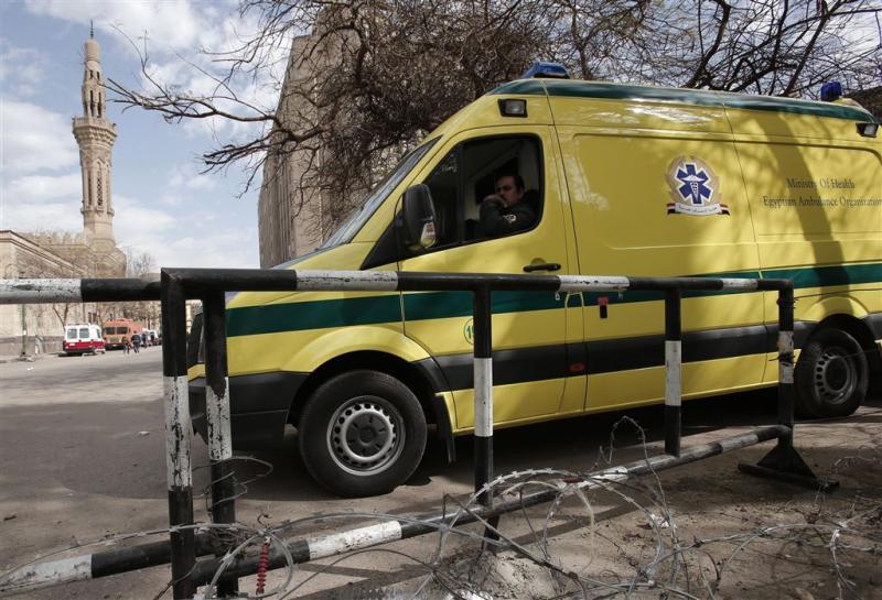 Tientallen doden door treinongeluk Egypte