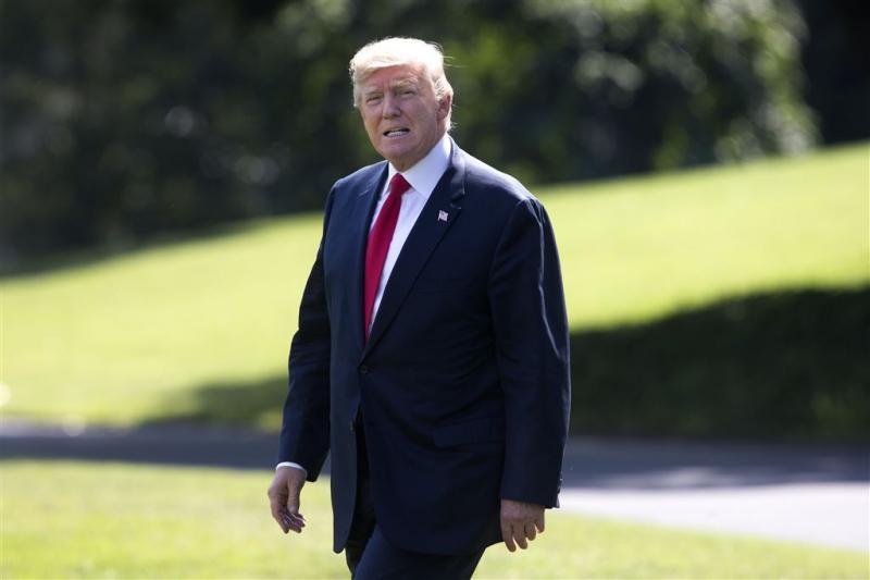 Trump: militaire oplossing staat klaar