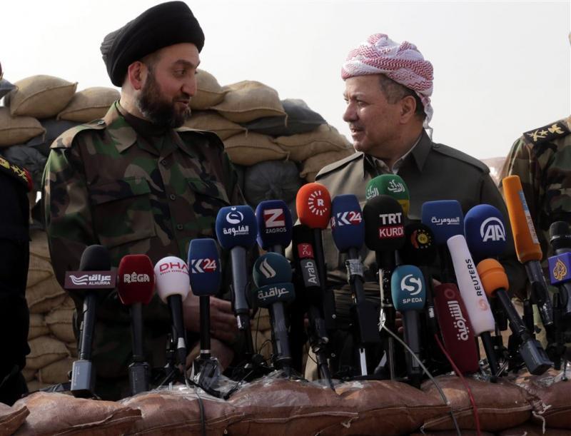 Koerden in Irak blijven bij datum referendum