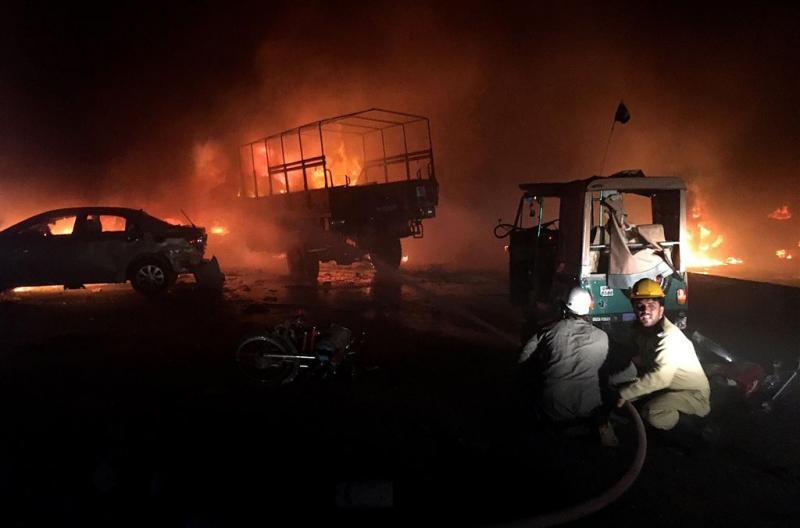 Bomaanslag Pakistan eist zeker 15 levens