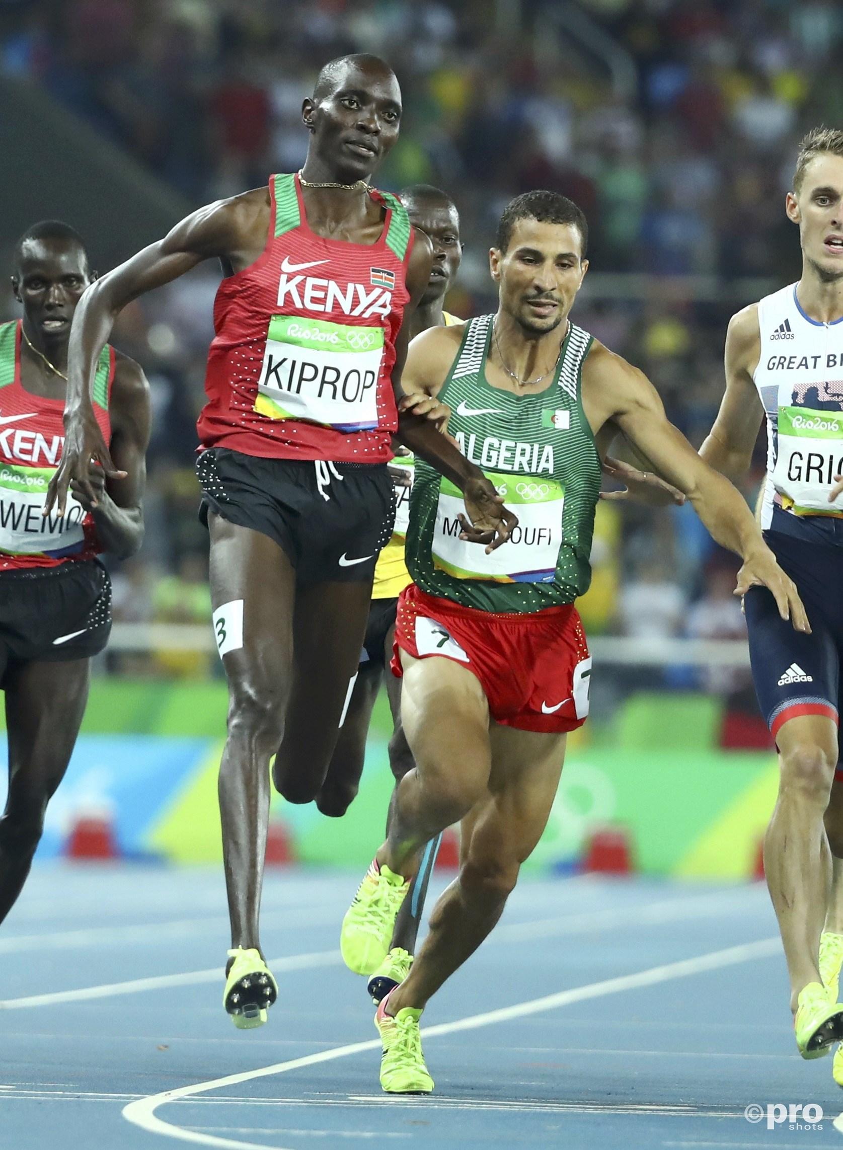Asbel Kiprop gaat voor zijn vierde wereldtitel op rij, wat op een competitieve afstand als de 1500m een bizarre prestatie zou zijn (Pro Shots/Action Images)