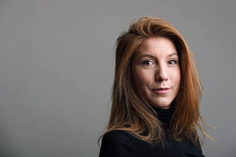 Vermiste Zweedse journaliste niet in duikboot