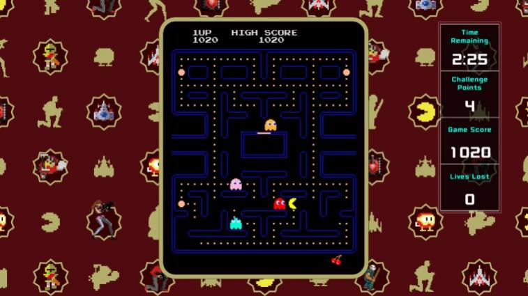 Pac-Man Namco Museum