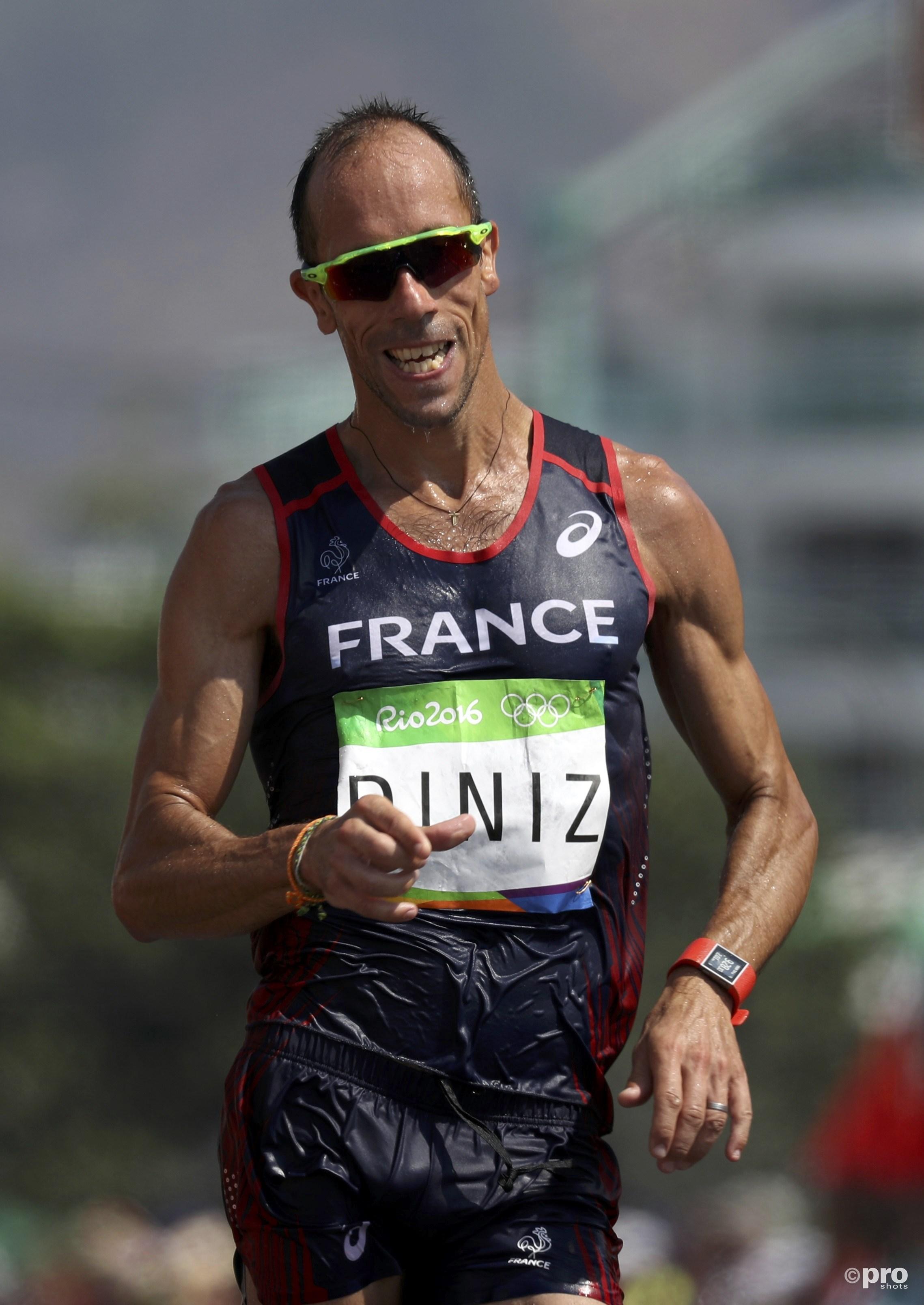 Op de Spelen ging het vorig jaar nog helemaal fout voor Diniz (Pro Shots/Action Images)