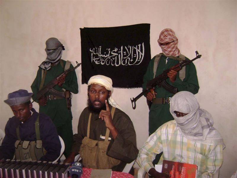 Somalische rebellenleider geeft zich over
