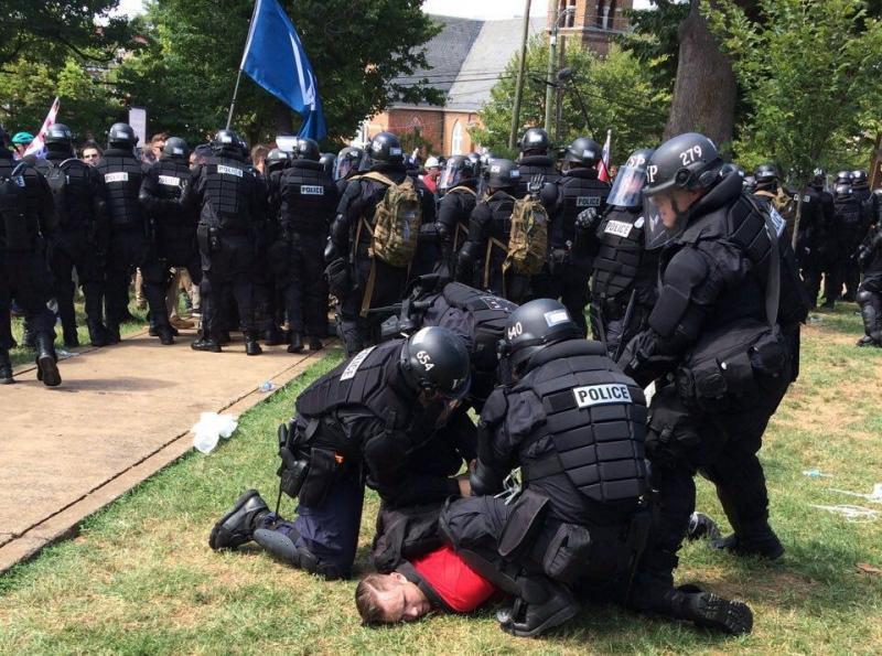 Onderzoek FBI naar rellen Charlottesville