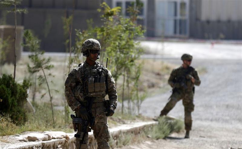 Amerikaanse militairen gedood in Irak