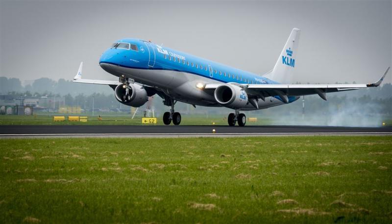 Toestel KLM maakt voorzorgslanding in Italië