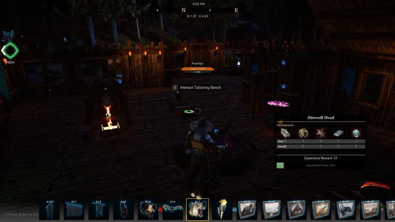 Citadel: Forged With Fire - Huis inrichten