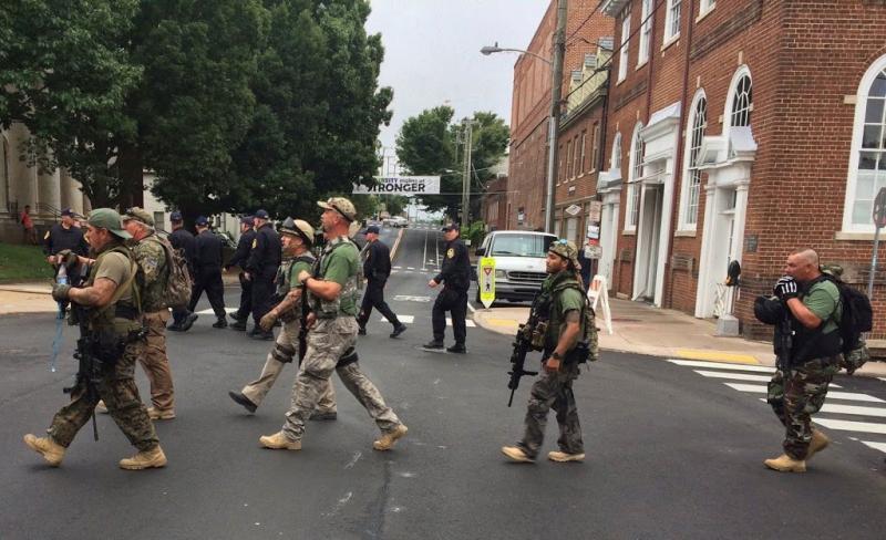 Twee doden na helikoptercrash Charlottesville