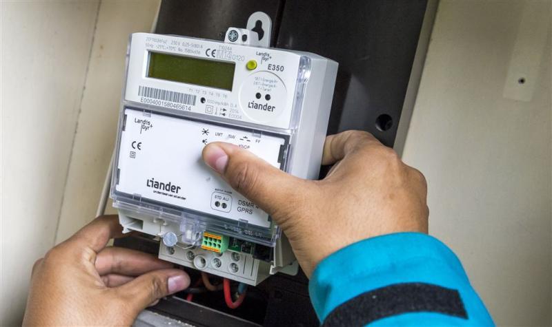 Straf voor terugdraaien elektriciteitsmeters