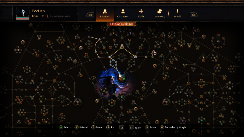 Path of Exile - Skills