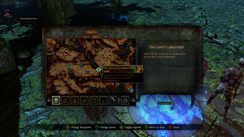 Path of Exile - Tweede Act