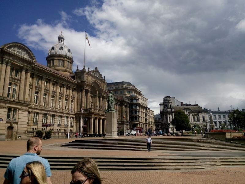 Victoria Square in Birmingham (Foto: bazbo)