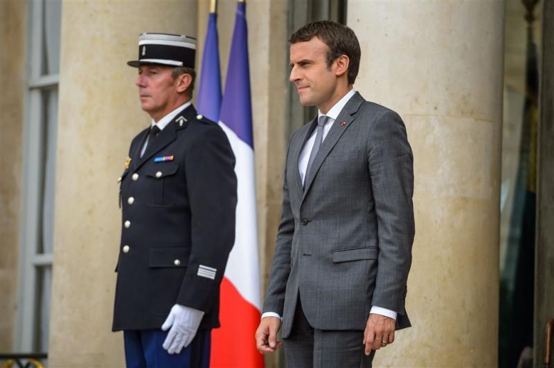 Macron wil dat Erdogan journalist vrijlaat