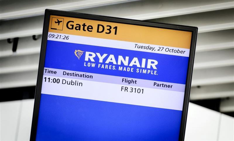 Ryanair wil af van dronken passagiers