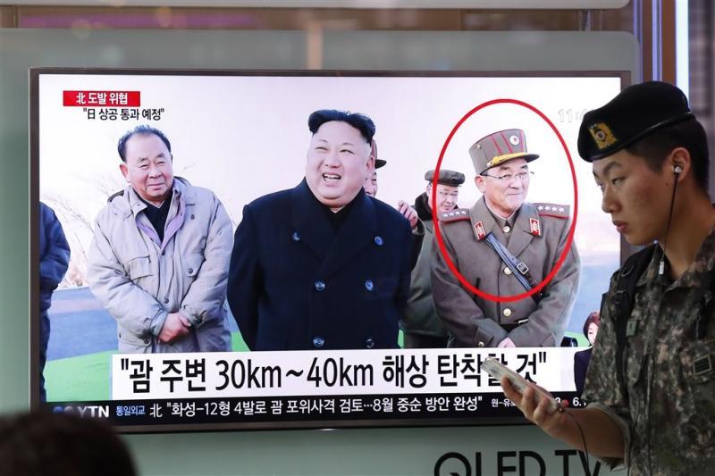 Kim Jong-un gebriefd over aanval op Guam