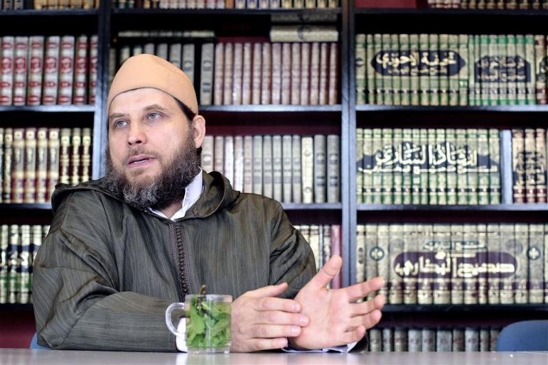 'Gebiedsverbod imam in strijd met grondwet'