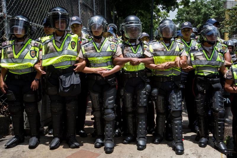 37 doden bij oproer gevangenis Venezuela