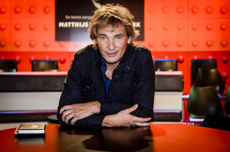 Matthijs Van Nieuwkerk: seizoen DWDD korter