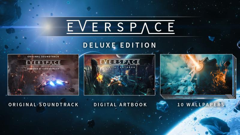 Everspace - Artbook