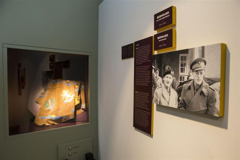 Museum krijgt liefdesbrief uit 1944