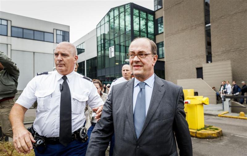 Voormalig topambtenaar Demmink niet vervolgd