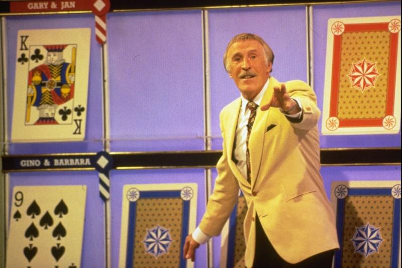 Entertainer Bruce Forsyth (89) overleden