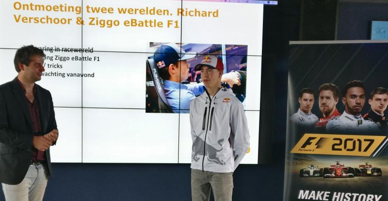 Mart Roumen en Richard Verschoor