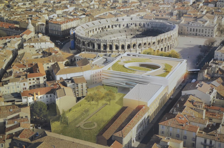 Zo komt het afgrijselijke nieuwe museum er uit te zien (Foto: WikiCommons)