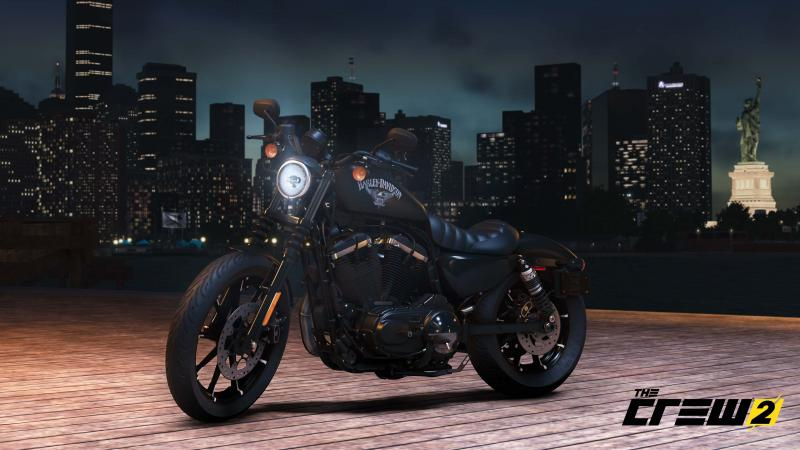 Harley Davidson in The Crew 2 (Foto: Ubisoft)