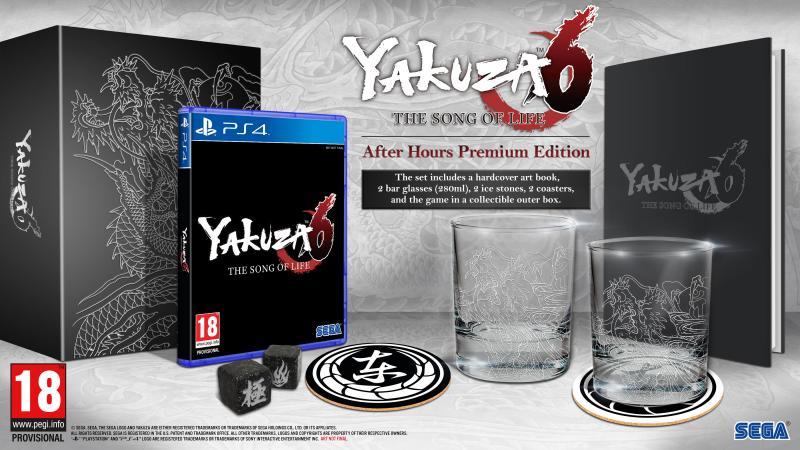 Yakuza 6 Premium Edition (Foto: SEGA)