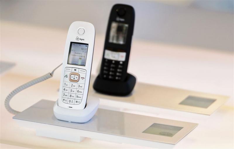 Storing vaste telefonie KPN voorbij