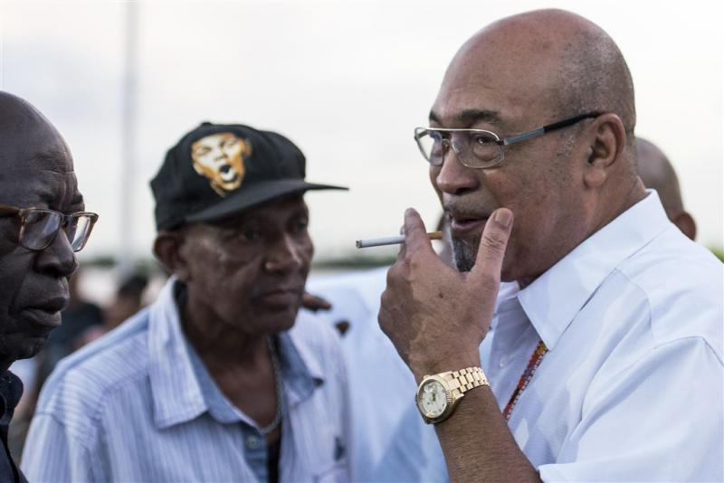 Bouterse hekelt VN-rapporteur Decembermoorden